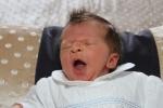 Newborn Baby Gestures