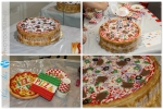 Vicki Ades Photography party pizza cake
